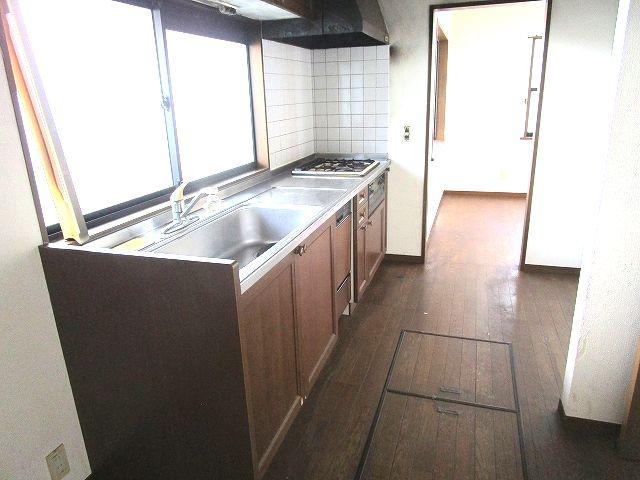 【キッチン】西区生松台3丁目戸建