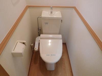 【トイレ】ミナミハイツ