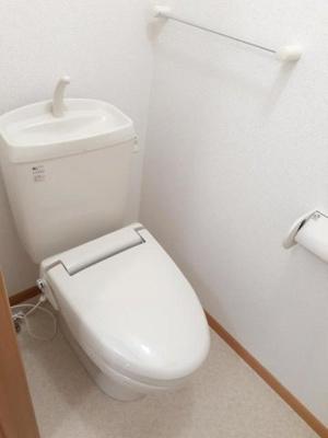 【トイレ】カーサ・グレイスⅡ