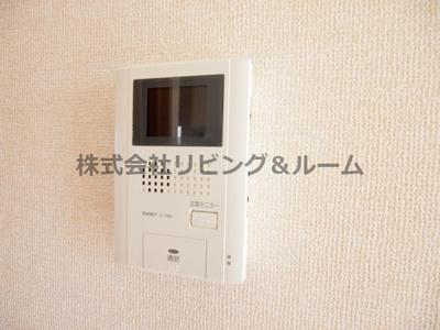 【セキュリティ】サン・グリーン・A棟