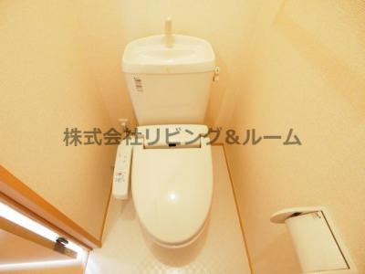 【トイレ】サン・グリーン・A棟