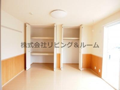 【洋室】サン・グリーン・A棟