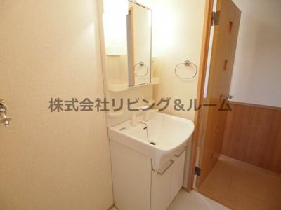 【独立洗面台】サン・グリーン・A棟