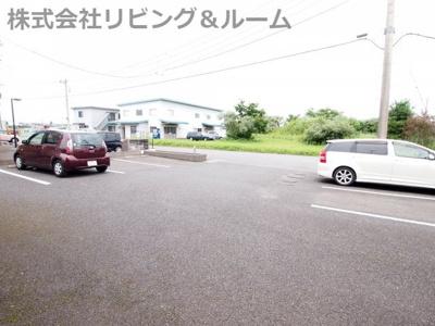 【駐車場】サン・グリーン・A棟