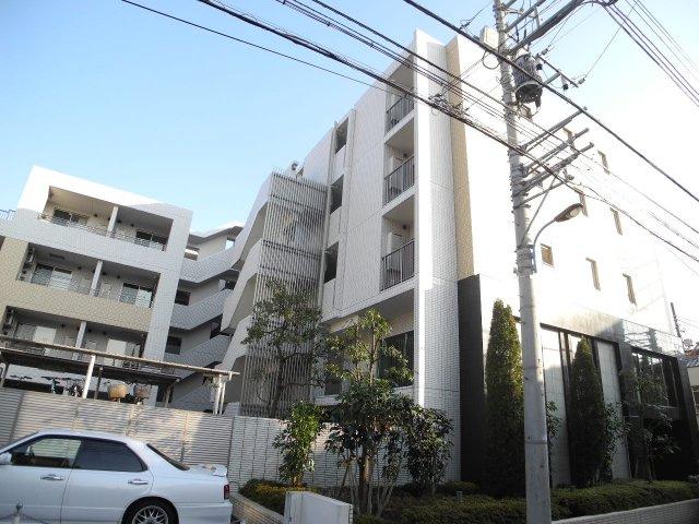 【外観】プレジール新宿大久保