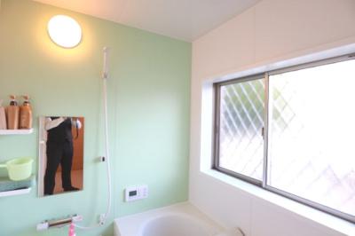 【浴室】東金市日吉台1丁目 中古戸建