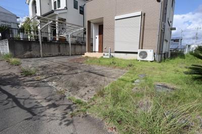【駐車場】東金市日吉台1丁目 中古戸建
