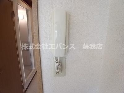 【セキュリティ】ランドフォレスト千葉白旗