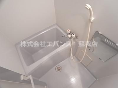 【浴室】ランドフォレスト千葉白旗