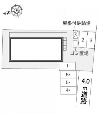 【区画図】レオパレス花音
