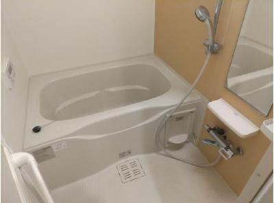 【浴室】グレースコートⅡ