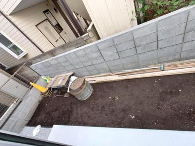 【庭】西東京市北原町2丁目 新築一戸建て 西武新宿線 田無駅