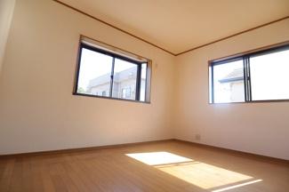 千葉市若葉区桜木 中古一戸建 桜木駅 2階洋室は5帖以上です!