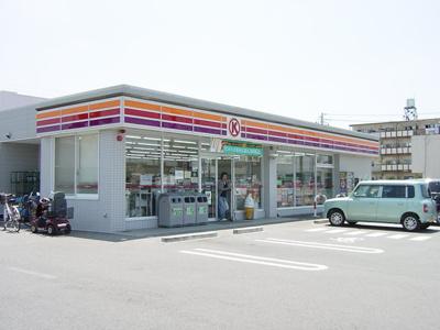 サークルK安城新田町店まで997m