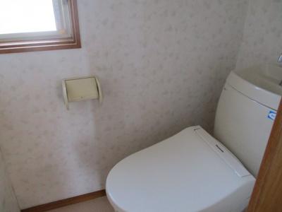 【トイレ】ハイツブルーム