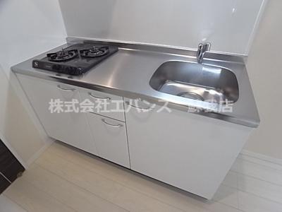 【キッチン】ガレージハウス葛城
