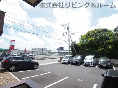 【展望】シュロス 蒲地 B