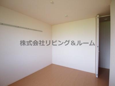 【寝室】シュロス 蒲地 B