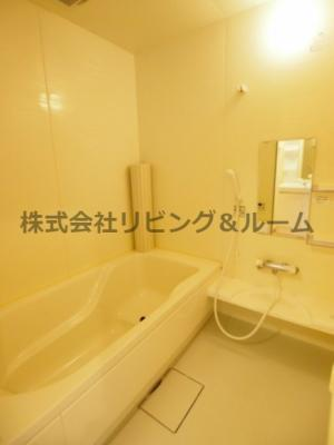【浴室】シュロス 蒲地 B