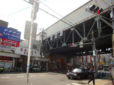 鶴橋駅(JR 大阪環状線)まで320m