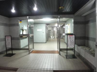 【エントランス】トーア早稲田マンション