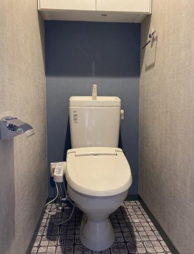 【トイレ】秋山ビル