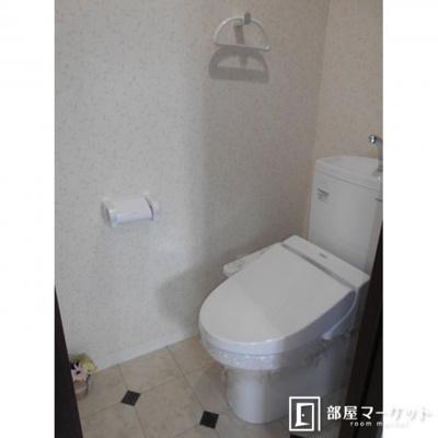 【トイレ】コーポのぐろ