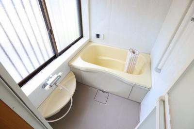 【浴室】東金市下武射田 中古戸建