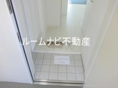 【玄関】クラス巣鴨