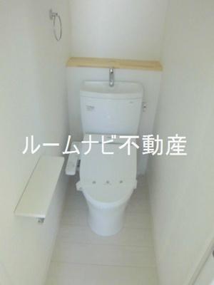 【トイレ】クラス巣鴨