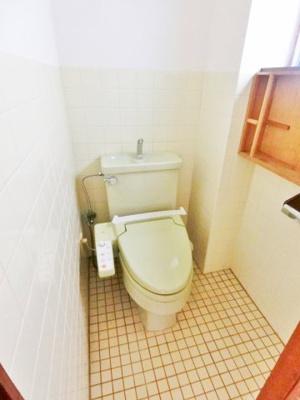 【トイレ】深井中町貸家