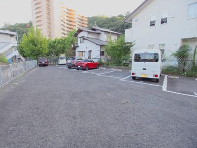 【駐車場】サングリーンⅢ