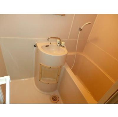 【浴室】コーポマーガレット