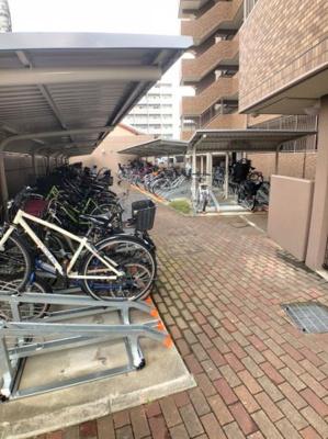 【駐輪場】セレッソコート梅田ノーザンシティ