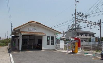 近鉄名古屋線千代崎駅まで1335m
