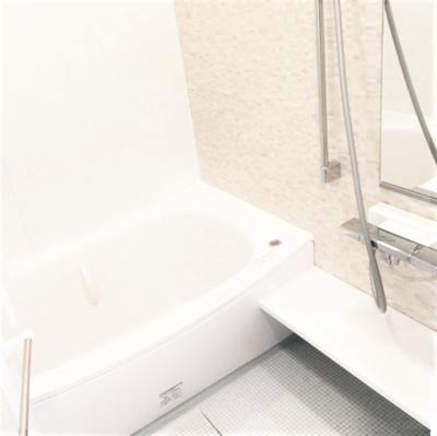 【浴室】オーパスウーノ三軒茶屋