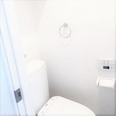 【トイレ】オーパスウーノ三軒茶屋