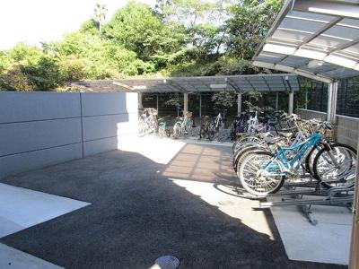 【駐輪場】サンパーク企救丘グラッセ(No.7082)