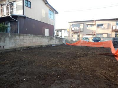 【外観】三鷹市深大寺3丁目 新築一戸建て 西武多摩川線 新小金井駅