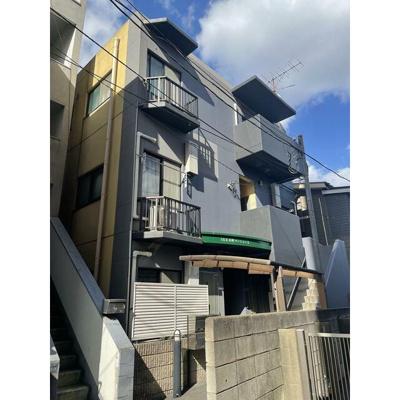 【外観】SKK本町マンションⅡ