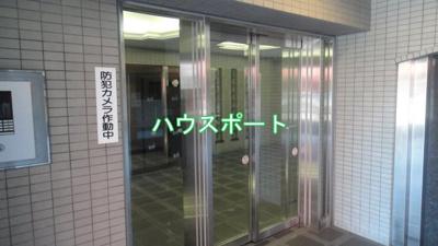 【エントランス】フォルム五条通り