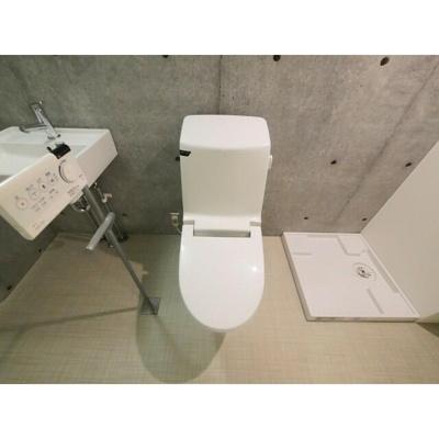 【トイレ】ディームス等々力