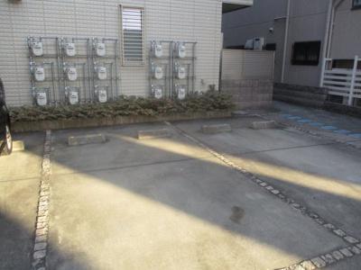 【駐車場】ビオラメゾン