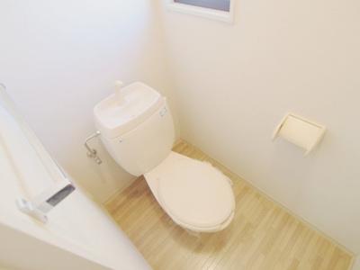 【トイレ】ラルジュ瀬戸 C棟