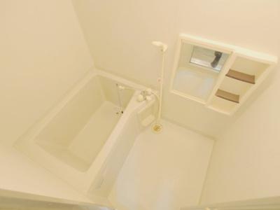 【浴室】ラルジュ瀬戸 C棟