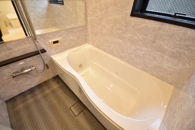 浴室もリノベーション済です。