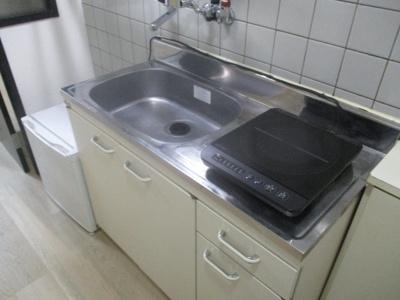 【キッチン】アベニュー西住之江