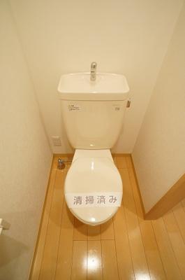 【トイレ】パ-クレジデンス