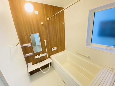 【浴室】ファーストタウン向日市上植野町野添