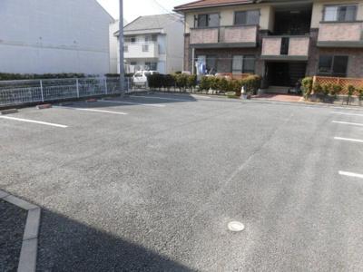 【駐車場】キャッスルB